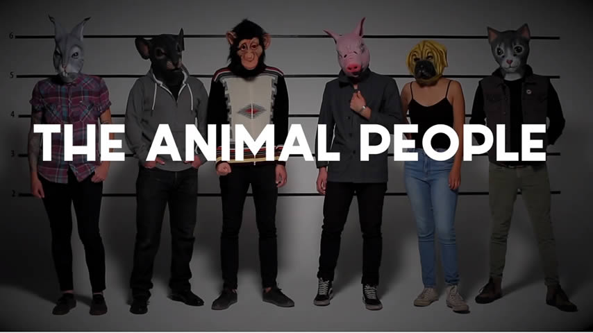 THE ANIMAL PEOPLEStem Mix from Film – Dialogue Clean up – Sound Design – Mix